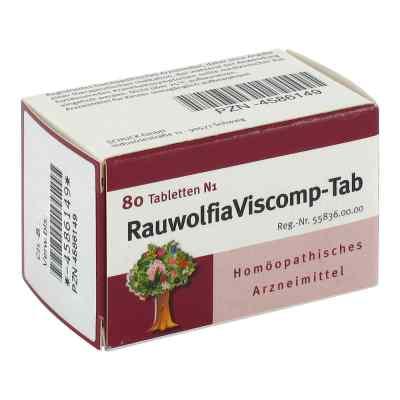 Rauwolfiaviscomp Tab Tabletten  bei Apotheke.de bestellen