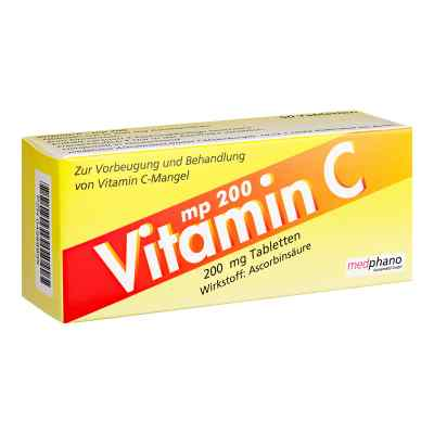 Vitamin C200 mg Tabletten  bei Apotheke.de bestellen