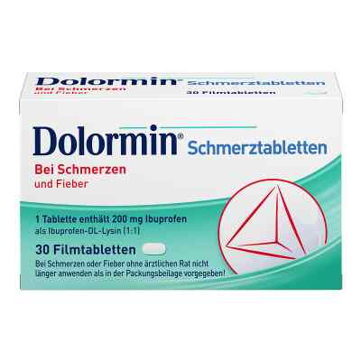 Dolormin Schmerztabletten mit Ibuprofen  bei Apotheke.de bestellen