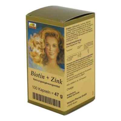 Biotin Plus Zink Haarkapseln  bei Apotheke.de bestellen