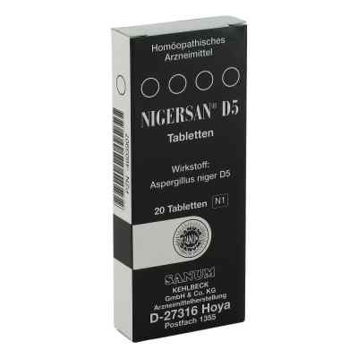 Nigersan D5 Tabletten  bei Apotheke.de bestellen