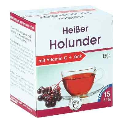 Heisser Holunder+vit.c+zink Pulver  bei Apotheke.de bestellen