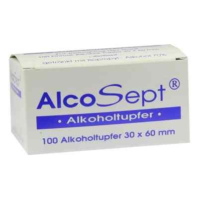 Alkoholtupfer Alcosept  bei Apotheke.de bestellen