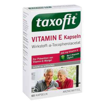 Taxofit Vitamin E Weichkapseln  bei Apotheke.de bestellen
