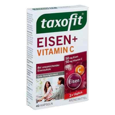 Taxofit Eisen+Vitamin C  bei Apotheke.de bestellen