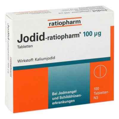 Jodid-ratiopharm 100μg  bei Apotheke.de bestellen