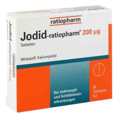 Jodid-ratiopharm 200μg  bei Apotheke.de bestellen