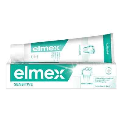 Elmex Sensitive Zahnpasta mit Faltsch.  bei Apotheke.de bestellen