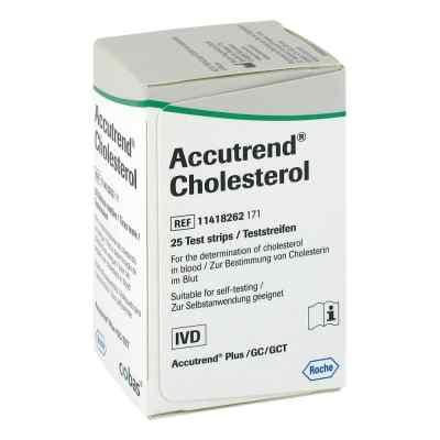 Accutrend Cholesterol Teststreifen  bei Apotheke.de bestellen