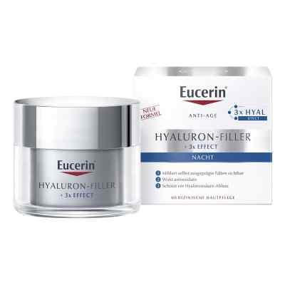 Eucerin Anti-Age HYALURON-FILLER Nachtpflege  bei Apotheke.de bestellen