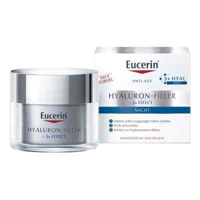 Eucerin Anti-age Hyaluron-filler Nacht Tiegel  bei Apotheke.de bestellen