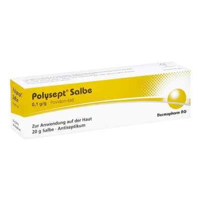 Polysept Salbe  bei Apotheke.de bestellen