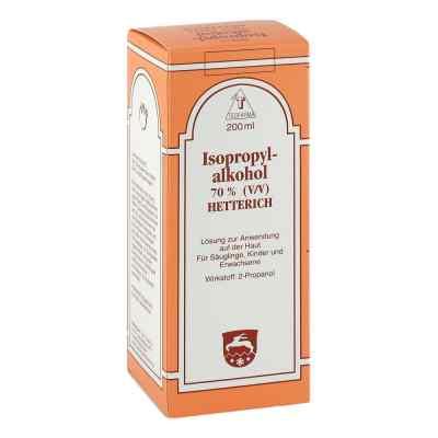 Isopropylalkohol 70% V/v Hetterich  bei Apotheke.de bestellen
