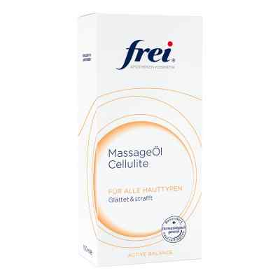 Frei Cellulite Massageöl