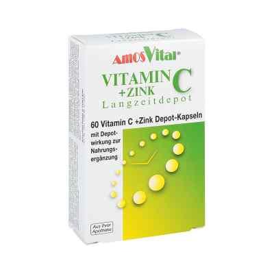 Vitamin C + Zink Depot Kapseln  bei Apotheke.de bestellen