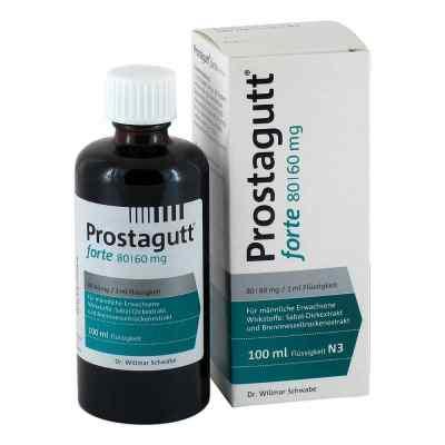 Prostagutt forte 80/60mg