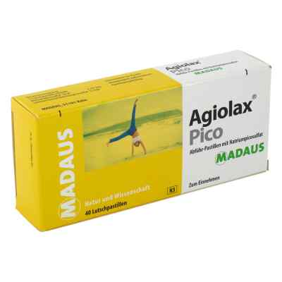 Agiolax Pico Abführ-Lutschpastillen bei Apotheke.de bestellen