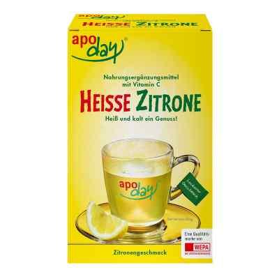 Apoday Heisse Zitrone Vitamine c Pulver