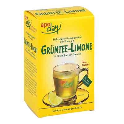 Apoday Limone Vitamin C+grüntee-extrakt Pulver  bei Apotheke.de bestellen