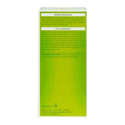 Weleda Citrus Deodorant Nachfüllflasche  bei Apotheke.de bestellen