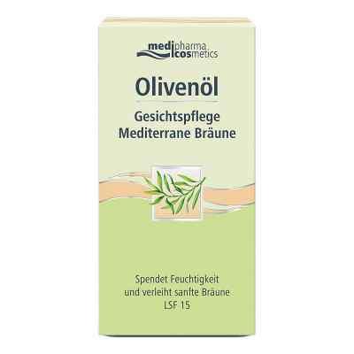 Olivenöl Gesichtspflege Creme mediterrane Bräune  bei Apotheke.de bestellen