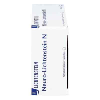 Neuro Lichtenstein N Dragees  bei Apotheke.de bestellen
