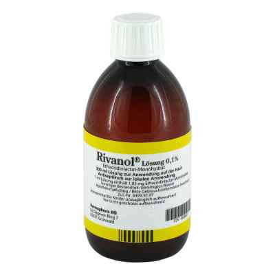 Rivanol Lösung 0,1%  bei Apotheke.de bestellen