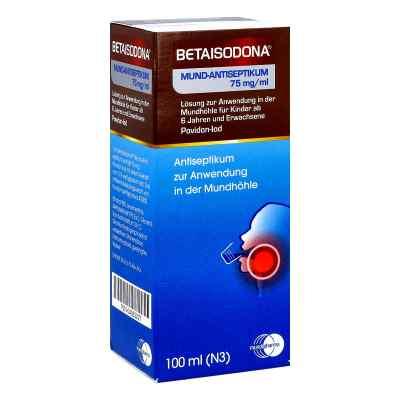Betaisodona Mund-Antiseptikum  bei Apotheke.de bestellen