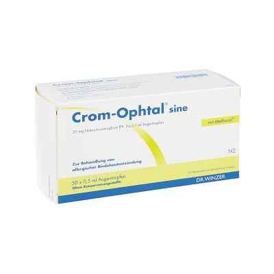 Crom-Ophtal sine