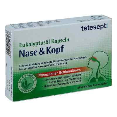 Tetesept Eukalyptusöl Kapseln Nase & Kopf  bei Apotheke.de bestellen