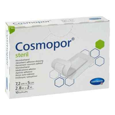 Cosmopor steril 5x7,2 cm  bei Apotheke.de bestellen