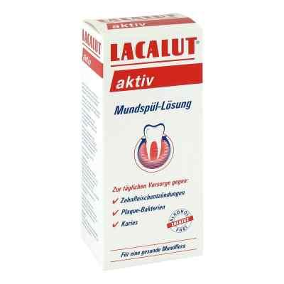 Lacalut aktiv Mundspüllösung  bei Apotheke.de bestellen