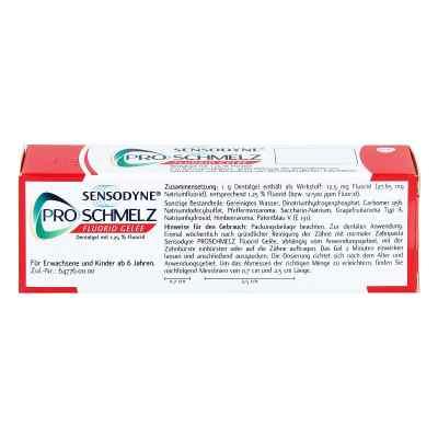 Sensodyne Proschmelz Fluorid Gelée  bei Apotheke.de bestellen