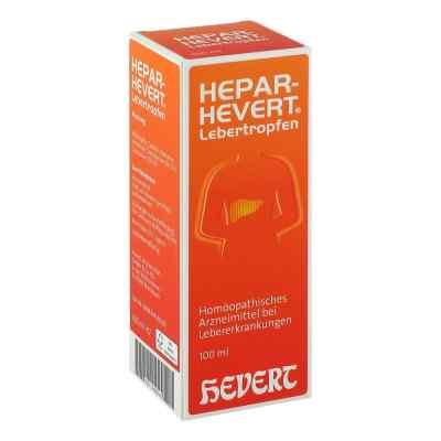 Hepar Hevert Lebertropfen  bei Apotheke.de bestellen