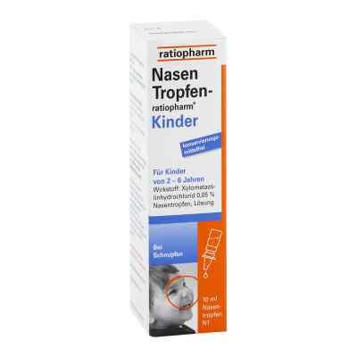 NasenTropfen-ratiopharm Kinder  bei Apotheke.de bestellen