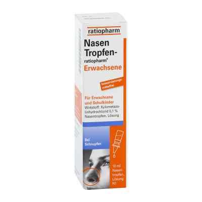 NasenTropfen-ratiopharm Erwachsene