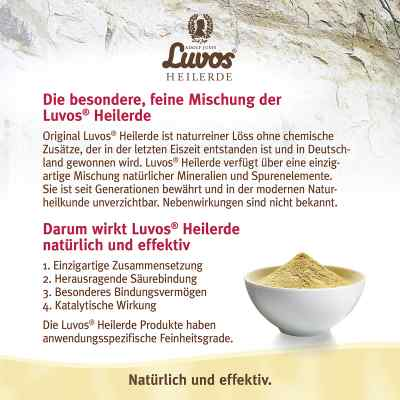 Luvos Heilerde 1 fein  bei Apotheke.de bestellen