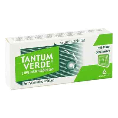 Tantum Verde 3 mg Lutschtabletten  bei Apotheke.de bestellen