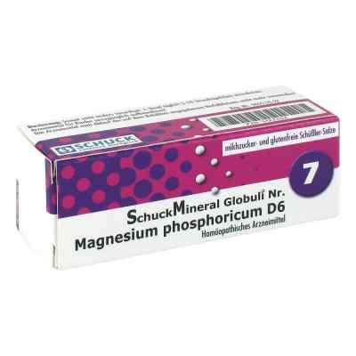 Schuckmineral Globuli 7 Magnesium phosphoricum D6  bei Apotheke.de bestellen