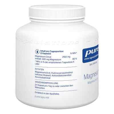 Pure Encapsulations Magnesium Magn.citrat Kapseln  bei Apotheke.de bestellen