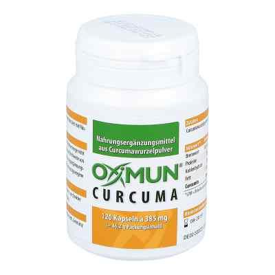 Oximun Curcuma Kapseln  bei Apotheke.de bestellen