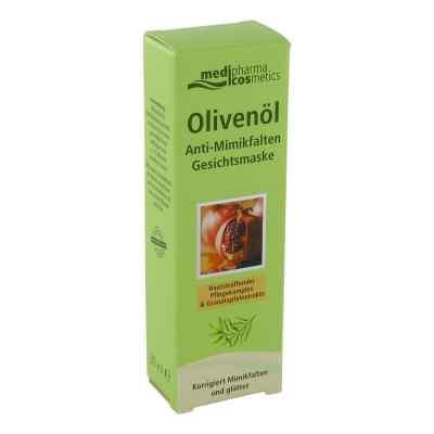 Olivenöl Anti-mimikfalten Gesichtsmaske
