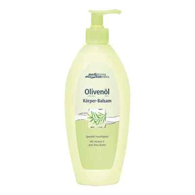 Olivenöl Körper-balsam im Spender  bei Apotheke.de bestellen