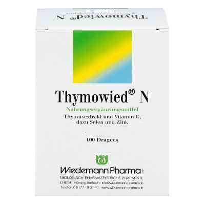 Thymowied N Dragees  bei Apotheke.de bestellen