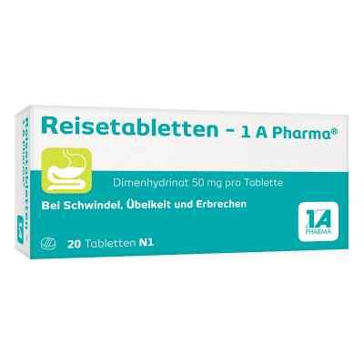 Reisetabletten-1A Pharma  bei Apotheke.de bestellen