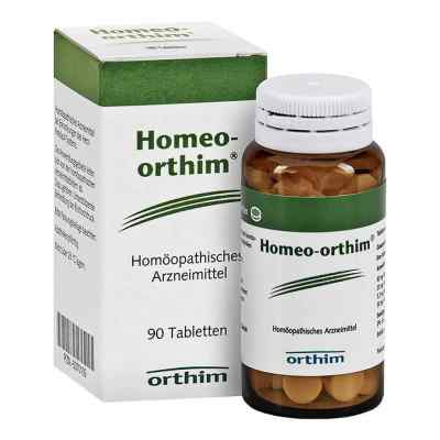 Homeo Orthim Tabletten  bei Apotheke.de bestellen