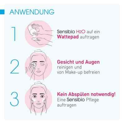 Bioderma Sensibio H2o reinigende Lösung  bei Apotheke.de bestellen