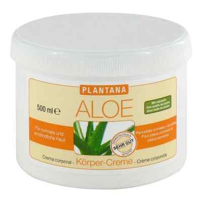 Plantana Aloe Vera Körper Creme  bei Apotheke.de bestellen