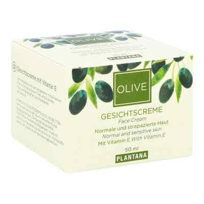 Plantana Olive Butter Gesichts Creme  bei Apotheke.de bestellen