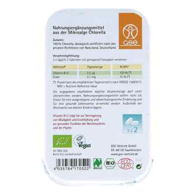 Chlorella 500 mg Bio Naturland Tabletten  bei Apotheke.de bestellen